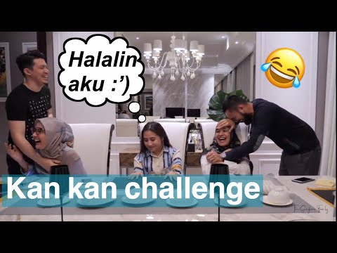KAN KAN Challenge PRILLY #part1
