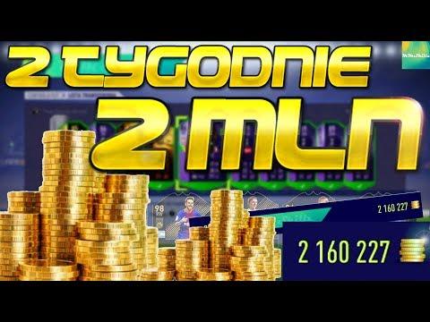 FIFA 18 Ultimate Team - jak zarobić 2 MLN coins w 2 TYGODNIE?
