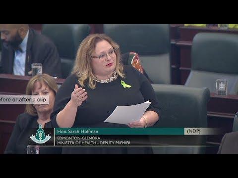 Bill 9 - 2nd Reading Closing Debate, Full Speech + Roll Call Vote
