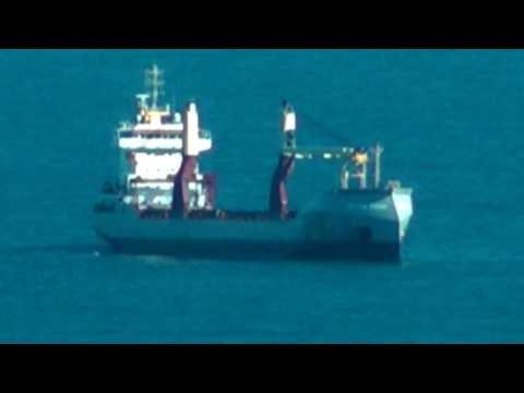 SHIP VECTIS PRIDE IMO  9626132 2FVR8 UNITED KINGDOM GIJON HD