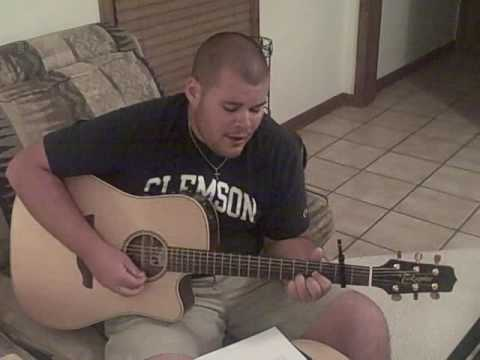 the hard way- eric church cover- joel wash