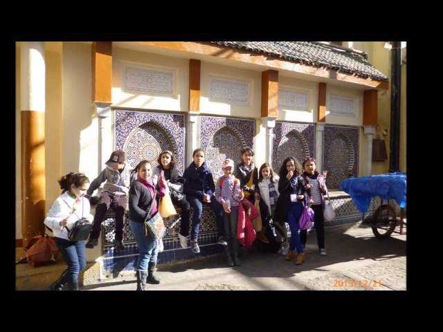 mon film rabat N°2 Chabab Al Andalouss Travel Video