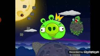 Custom angry birds space animation:the uber pig