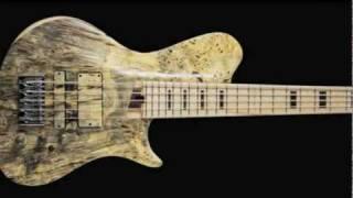 Warrior Basses - Custom Bass