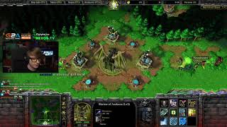 BARDZO INTENSYWNA GRA - Warcraft III: (SurvivalChaos 3.11)