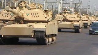 الولايات المتحدة تعلق بعض المساعدات العسكرية لمصر