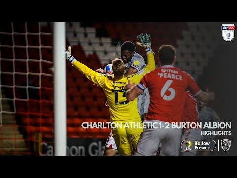 Charlton Burton Goals And Highlights