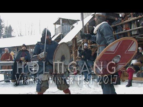 Vikings Winter Fest - Sward Fight - Viikingite talvepäevad - Mõõgavõitlus - Holmgang Tournament