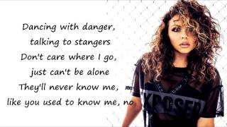 No more sad songs - little mix (lyrics)
