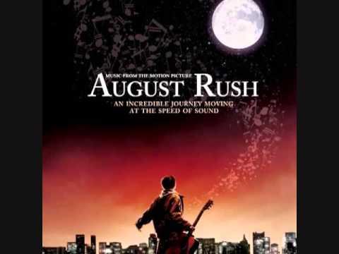 Саундтрек к фильму august rush