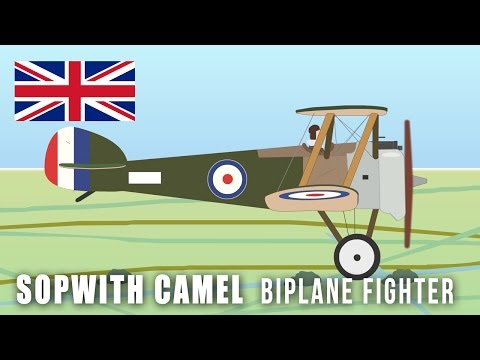 WWI Aircraft: Sopwith Camel