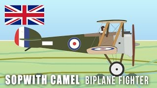 WWI Aircraft: Sopwith Camel