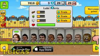 Puppet Football League Spain  Liga de futbol de marionetas Juego Gratis PC, Android y Apple IOS