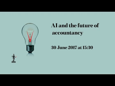 AI and the future of accountancy
