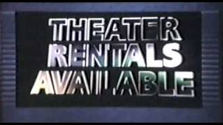 National Amusements (Showcase) - 1992 Policy Trailer
