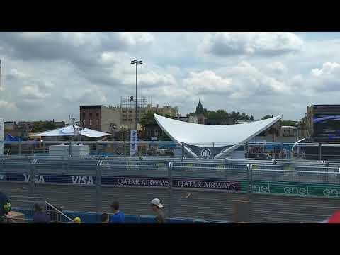 Formula E Brooklyn 2017