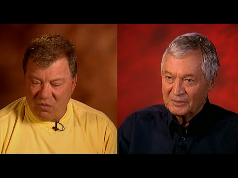 Roger Corman & William Shatner on