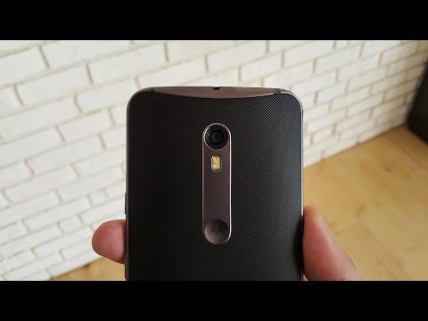 Полный обзор Moto X Style/Pure Edition