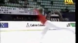 1997 Jr Worlds Evgeni Plushenko LP - William Tell Overture + marks (FOX)