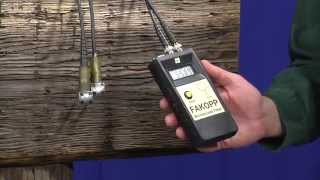 Timber Bridge Inspection: Stress Wave Timer Demonstration
