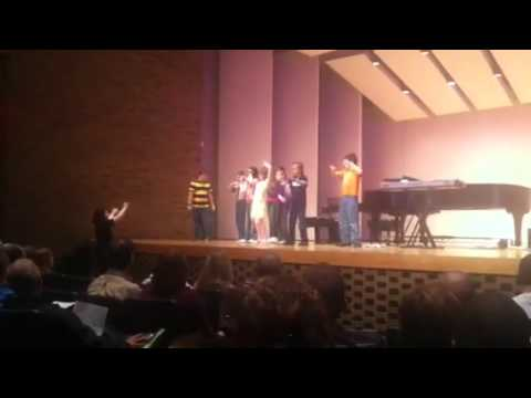 WMU Music Therapy Concert