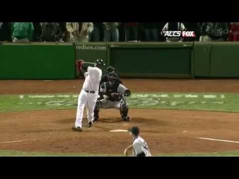 2004 ALCS Game 4: David Ortiz walk off home run