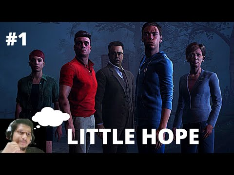 LETS PLAY THE LITTLE HOPE GAME #1  