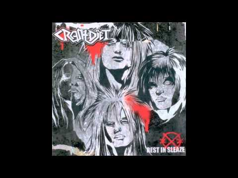 CRASHDIET - Rest In Sleaze (Full Album) 2005
