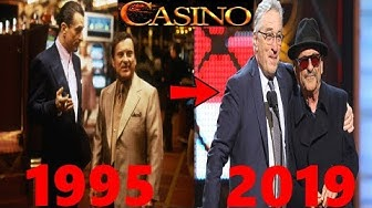 Casino (1995) Cast: Then and Now ★2019★