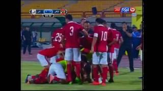كأس مصر 2016 | ملخص الشوط الثانى الاهلى VS انبى 2 / 1 نصف نهائي كأس مصر 2015 / 2016