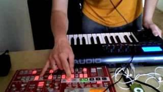 "Sanytch -- ""c.50"" Glitch / Minimal techno track (hand made)"