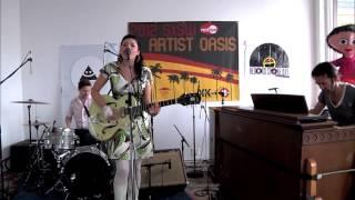 Gemma Ray - Runaway (Live in Austin, Texas 2012)
