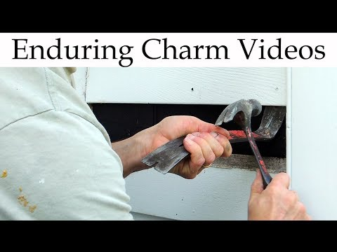 Methods For Replacing Clapboard Siding