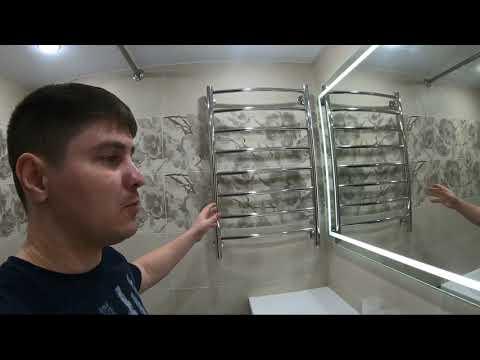 Бомбический ремонт ванной комнаты за разумные деньги!!! Смотри до конца!!!