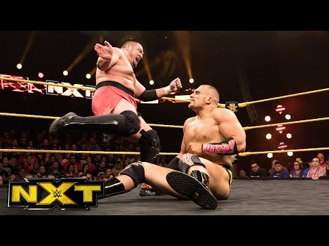Mojo Rawley vs. Samoa Joe: WWE NXT, Aug. 10, 2016