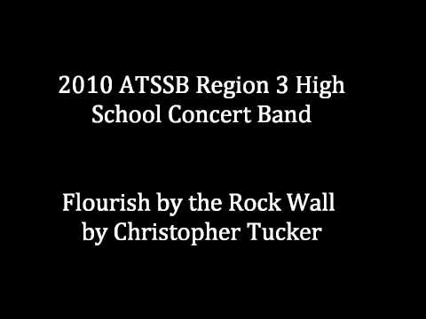 Flourish by the Rock Wall by Christopher Tucker