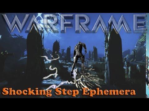Warframe - Shocking Step Ephemera thumbnail