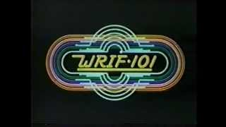 WRIF 101 FM 1977 TV commercial