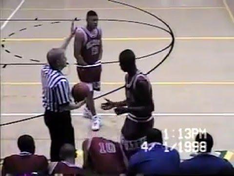 Ellender Memorial High School vs Vandebilt Catholic 1998