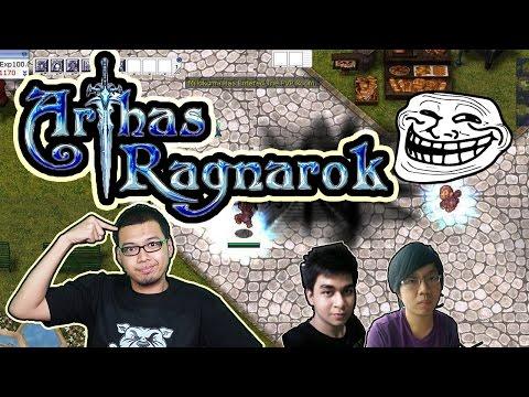 Ragnarok Online NGAKAK ABIS! – MONYETNYA ASURA KK! (RO Momen Random Bareng Kru DOTA)