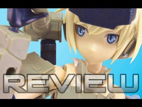 Kotobukiya | Frame Arms Girl Gourai Review フレームアームズ・ガール 轟雷