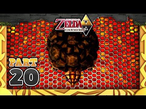 The Legend of Zelda: A Link Between Worlds - Part 20 - Turtle Rock!