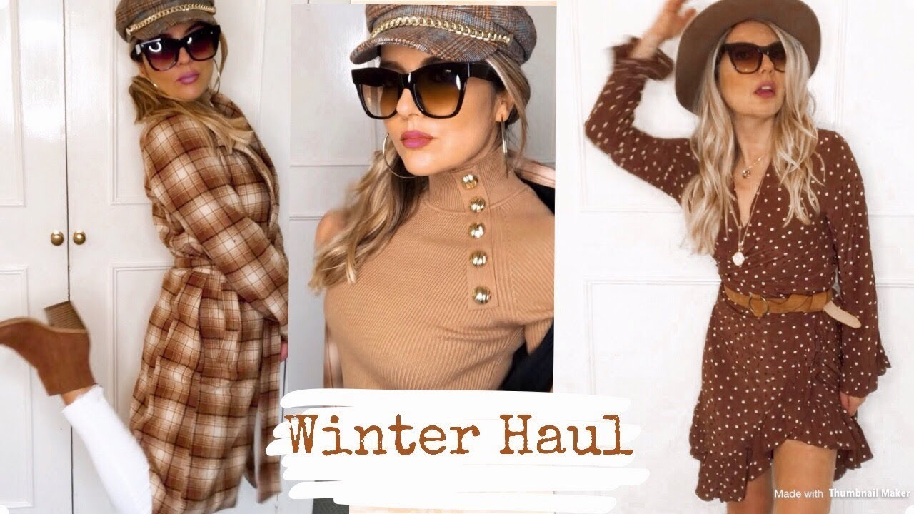 [VIDEO] - WINTER HAUL | LOOKBOOK 7