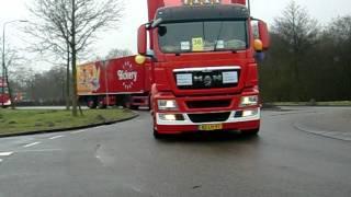 gooise karavaan truckrun 2012 amerpoort.