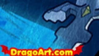How to Draw Skyward Sword, Skyward Sword, Step by Step
