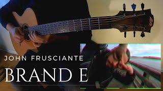 John Frusciante - Brand E (Acoustic Guitar Loop Cover)