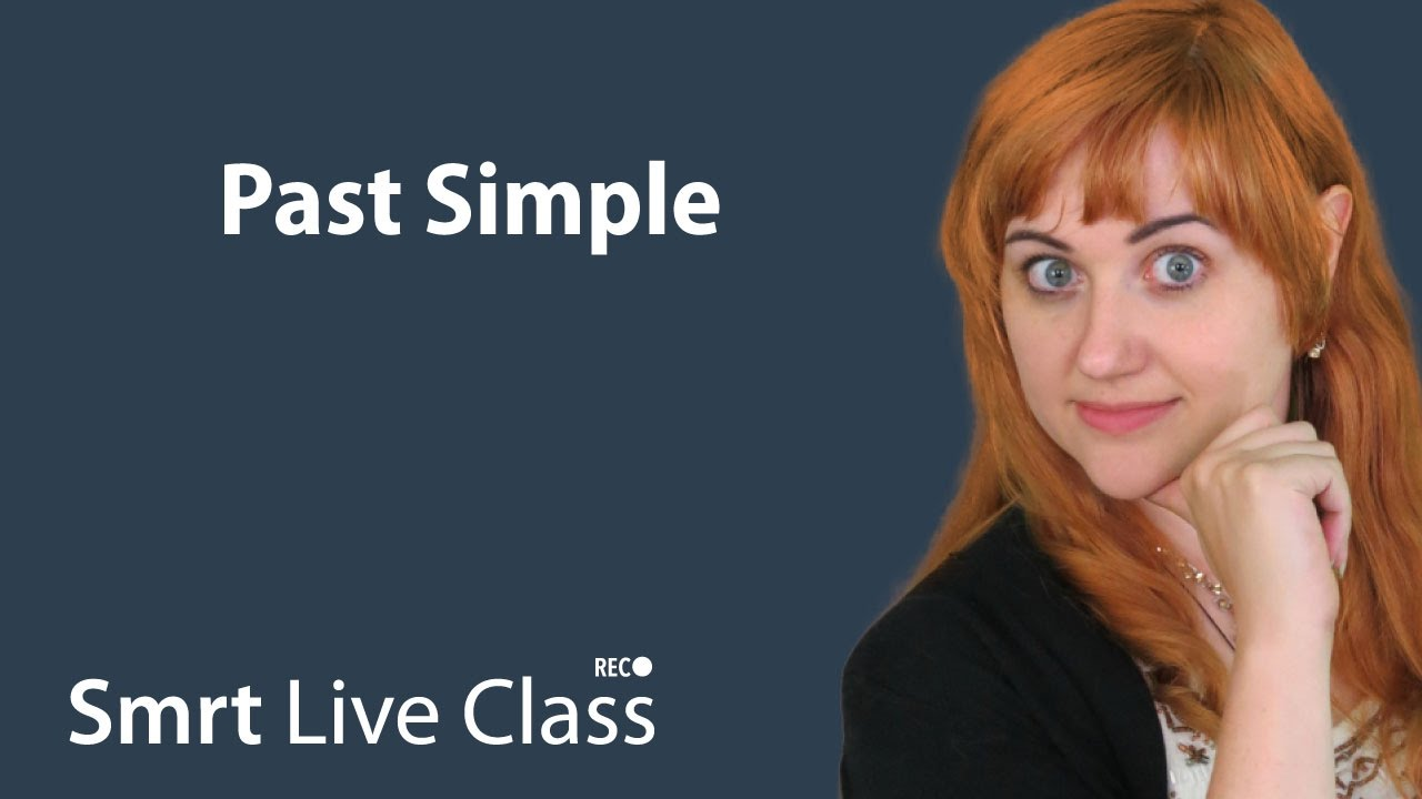 Past Simple - Pre-Intermediate English with Nicole #20