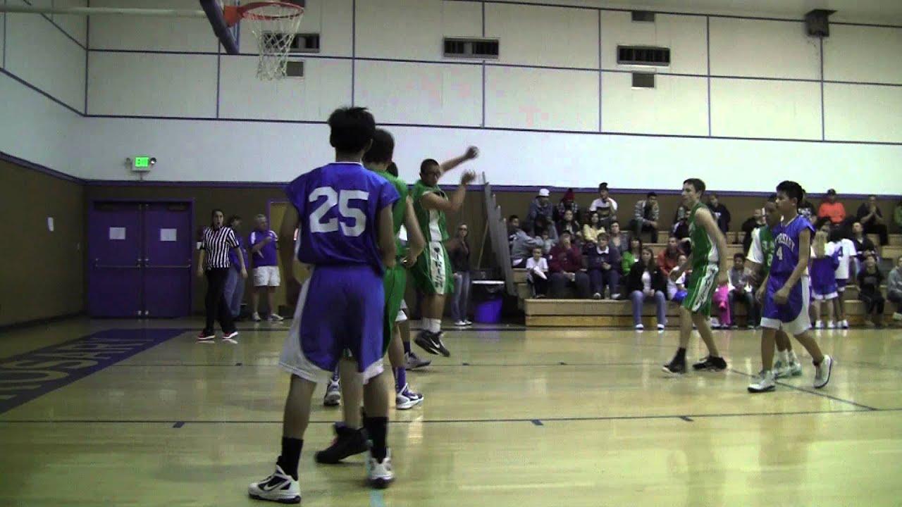 2012 Holy Rosary 8th Grade CYO Basketball - YouTube
