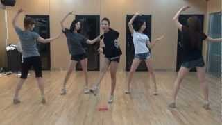 Gambar cover EXID - I Feel Good mirrored Dance Practice