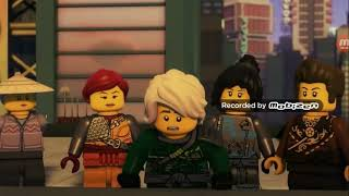 Lego Ninjago episode 91 the weakest link review